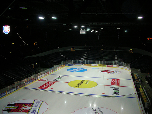 Champions Hockey League Arenas Skyscrapercity