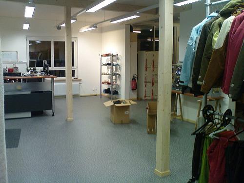 Der neue Shop