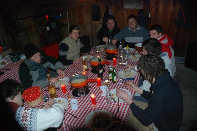 Outdoor Interlaken zimtkorn Event