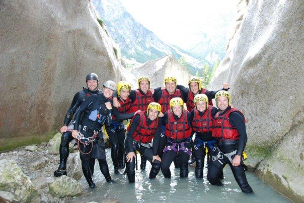 bus2alps.com training trip 2009