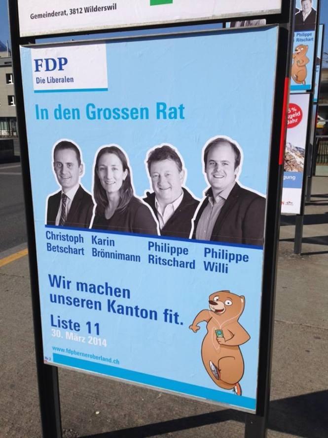 Grossratswahlen 2014 Endspurt